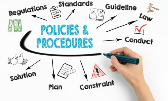 policies-procedures-web-development